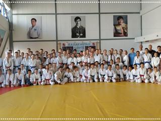 Тренировочные сборы и Международный турнир / Training Camp & International Tournament