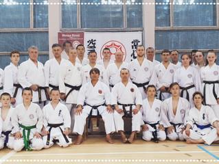 Трехдневный Семинар КИХОН КУМИТЭ/ A 3-day Seminar KIHON KUMITE