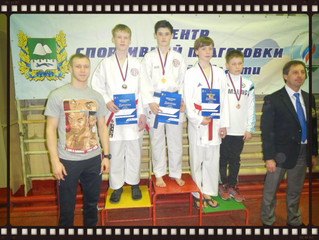 Первенство УРФО / Federal Region Competition