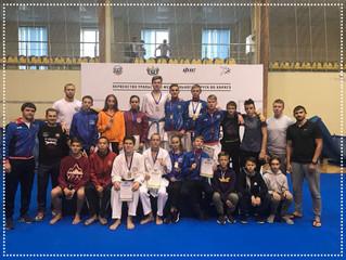 Первенство УрФО (г.Тюмень) / Competitions of the Federal Region (Tyumen)