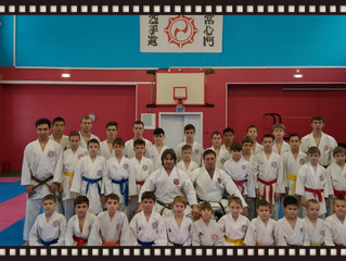 Мастер класс по каратэ/Karate Workshop