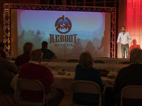 First Family Event at Reboot Mountain!