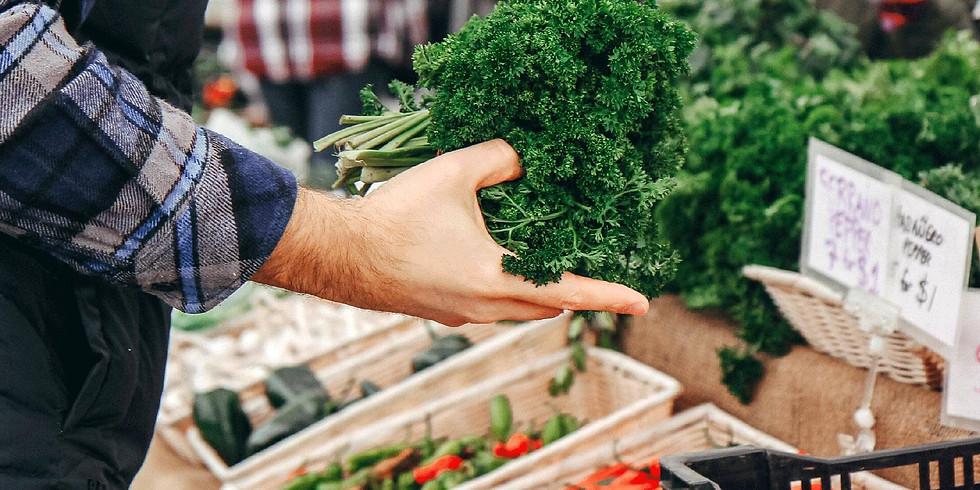 Hillsdale County Farmers Market
