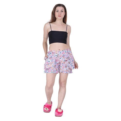 Polyester Prints Shorts