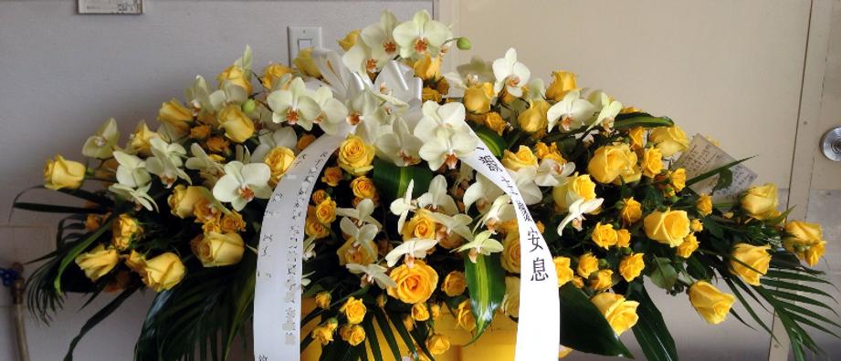 Vancouver funeral flower casket arrangement by Angela & Gabriel's Flowers Inc, Vancouver florist