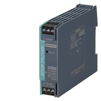 Siemens Power Supply - 6EP1331-5BA00, 24V DC (0.6A / 14W)