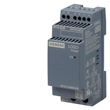 Siemens Power Supply - 6EP3331-6SB00-0AY0, 24V DC (1.3A / 31W)