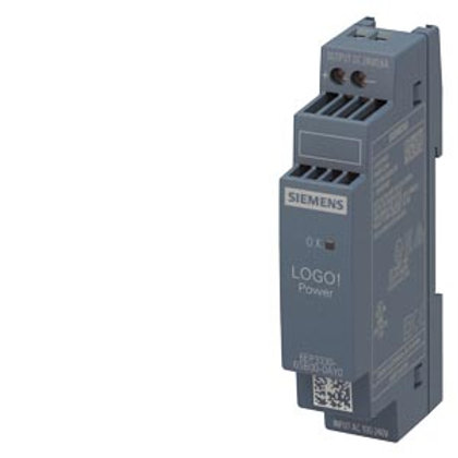 Siemens Power Supply - 6EP3330-6SB00-0AY0, 24V DC (0.6A / 14W)