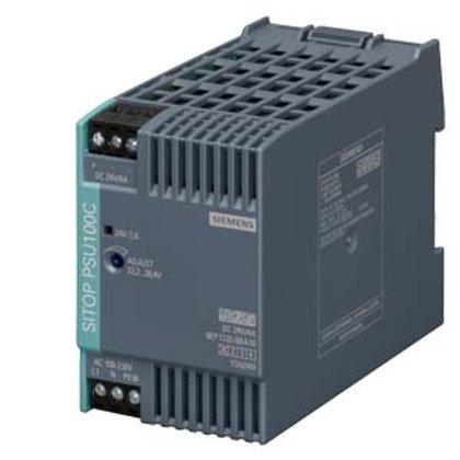 Siemens Power Supply - 6EP1332-5BA10, 24V DC (4.0A / 96W)