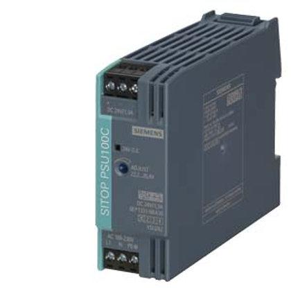 Siemens Power Supply - 6EP1331-5BA10, 24V DC (1.3A / 30W)