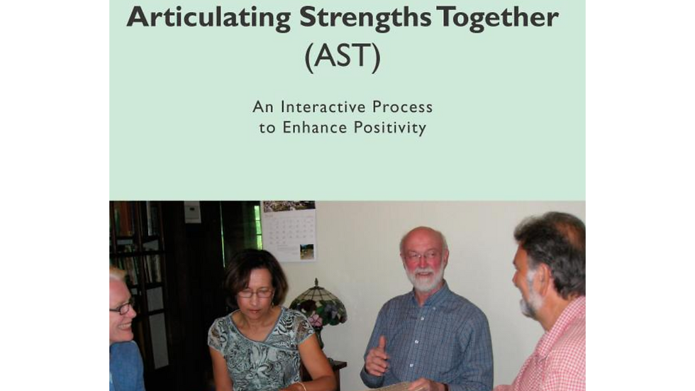 Articulating Strengths Together (AST) (Available from Amazon, price may vary)
