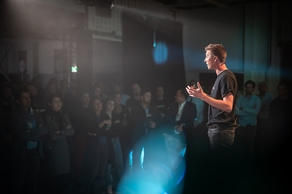Corporate event photographer in Amsterdam