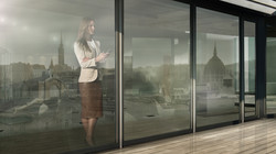 Business woman photoshoot Amsterdam