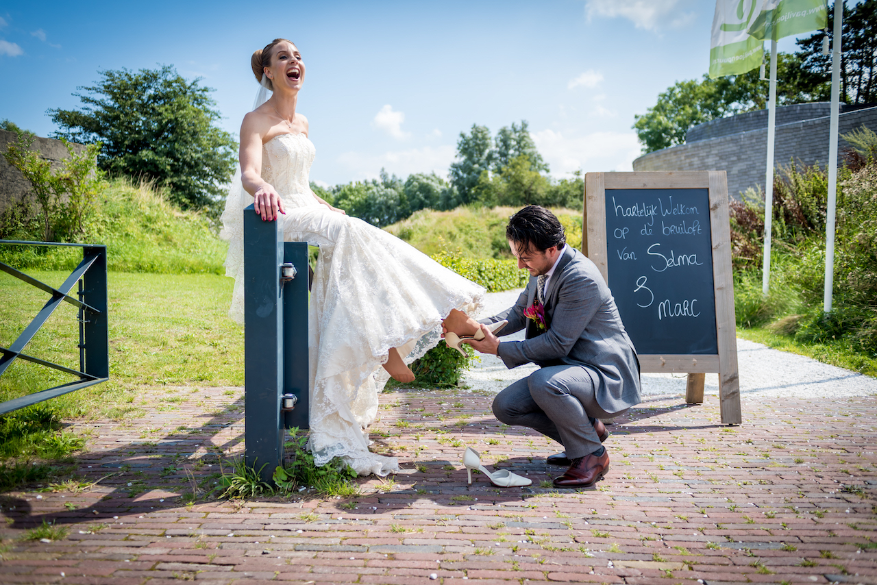 Wedding in the Netherlands