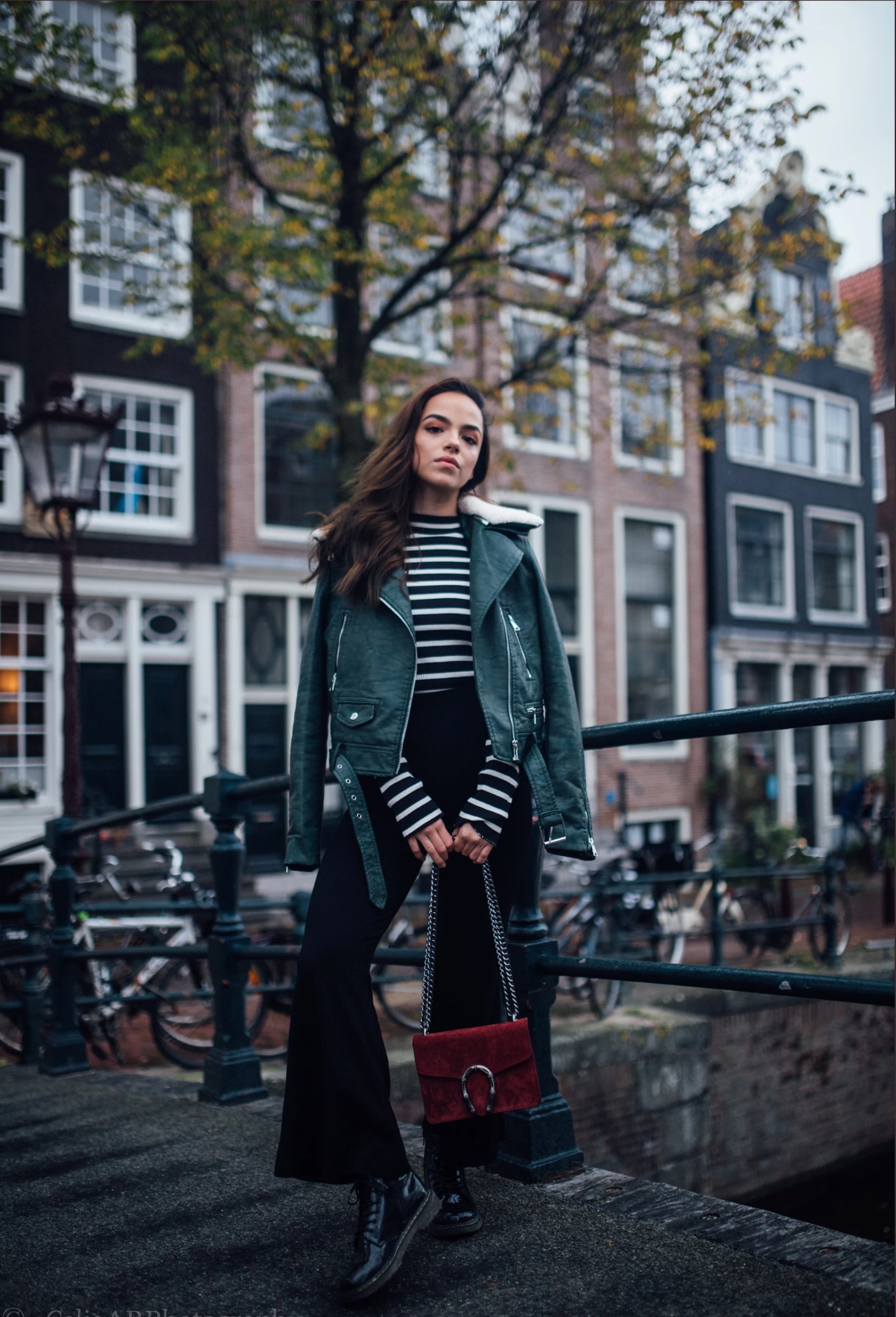 Photoshoot in Amsterdam