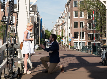 How does a perfect secret proposal look like?