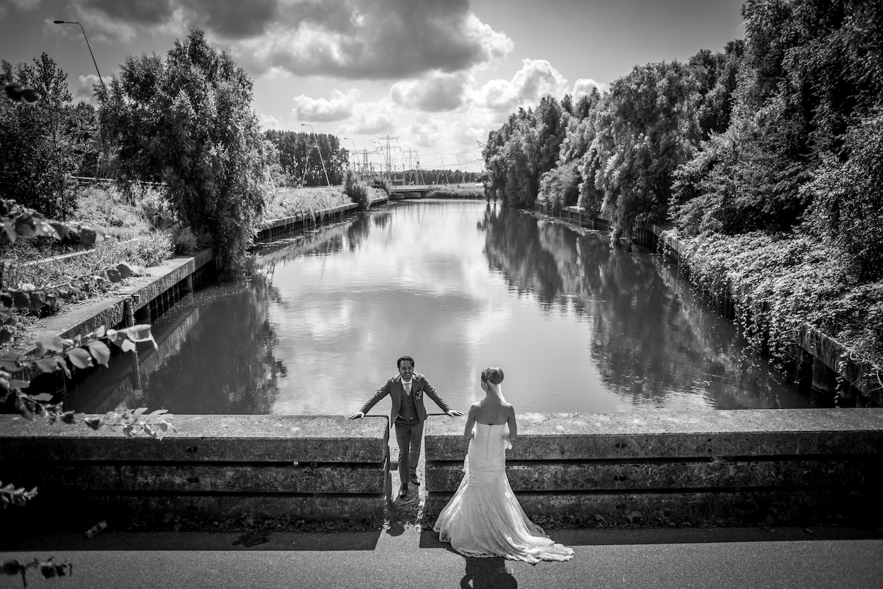 Marriage in Amsterdam
