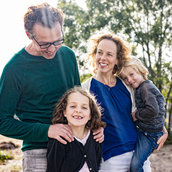 Family photographer in Amsterdam