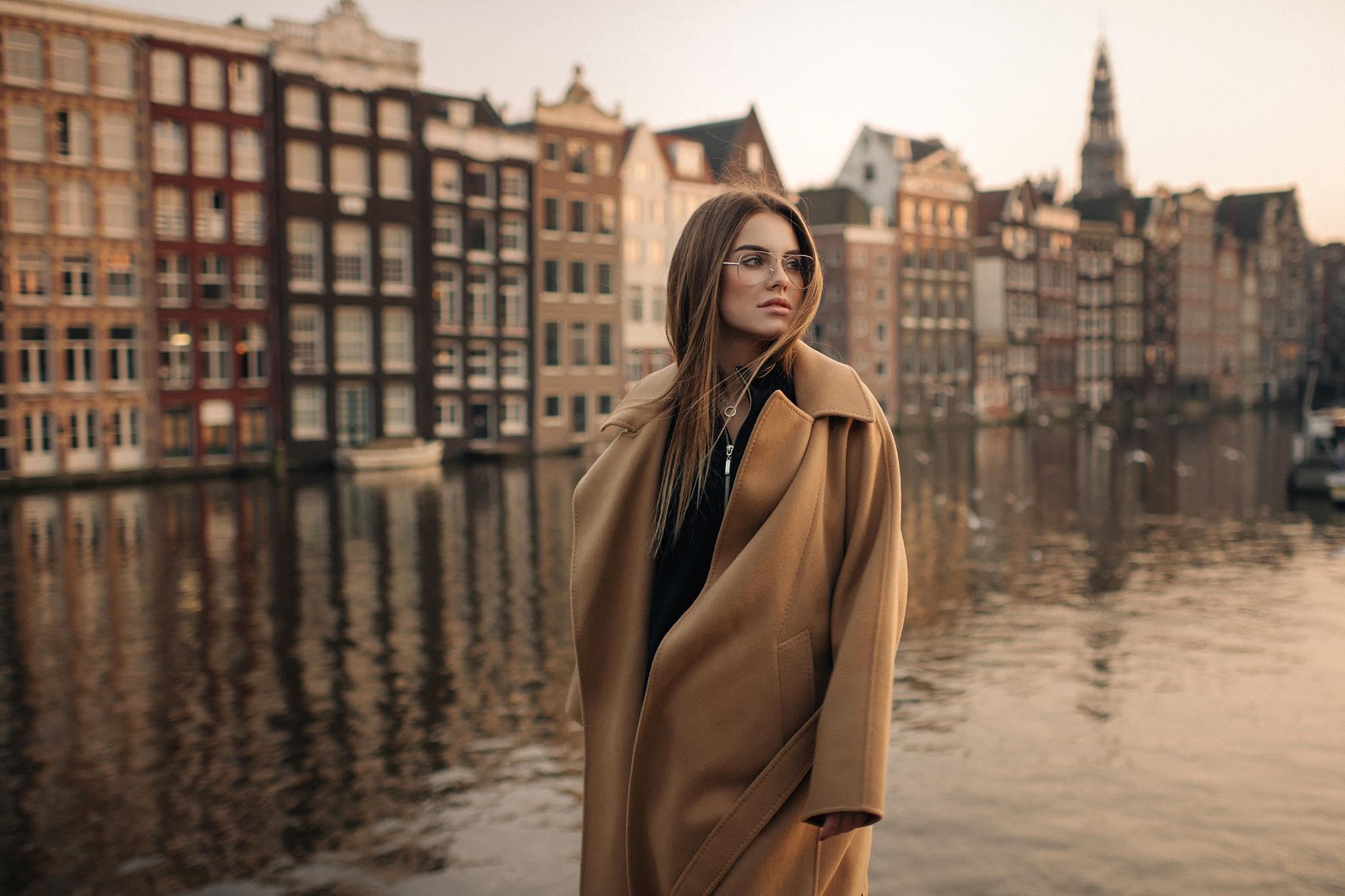 Portrait in Amsterdam