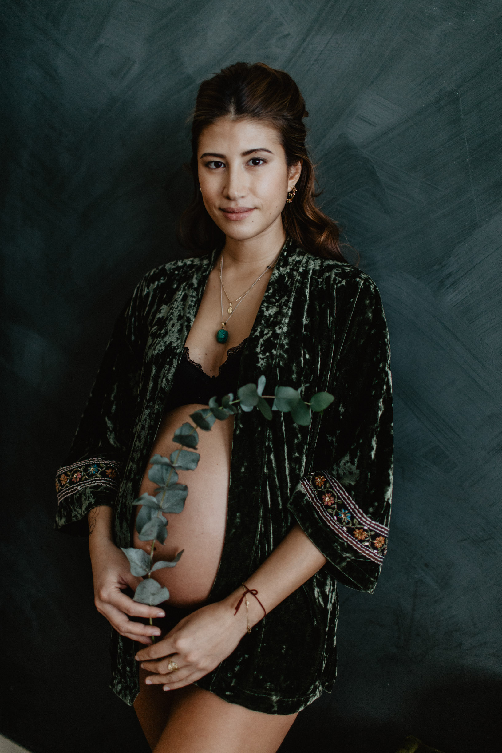 Pregnancy photoshoot in Amsterdam