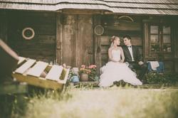 Sesje ślubne    Anna