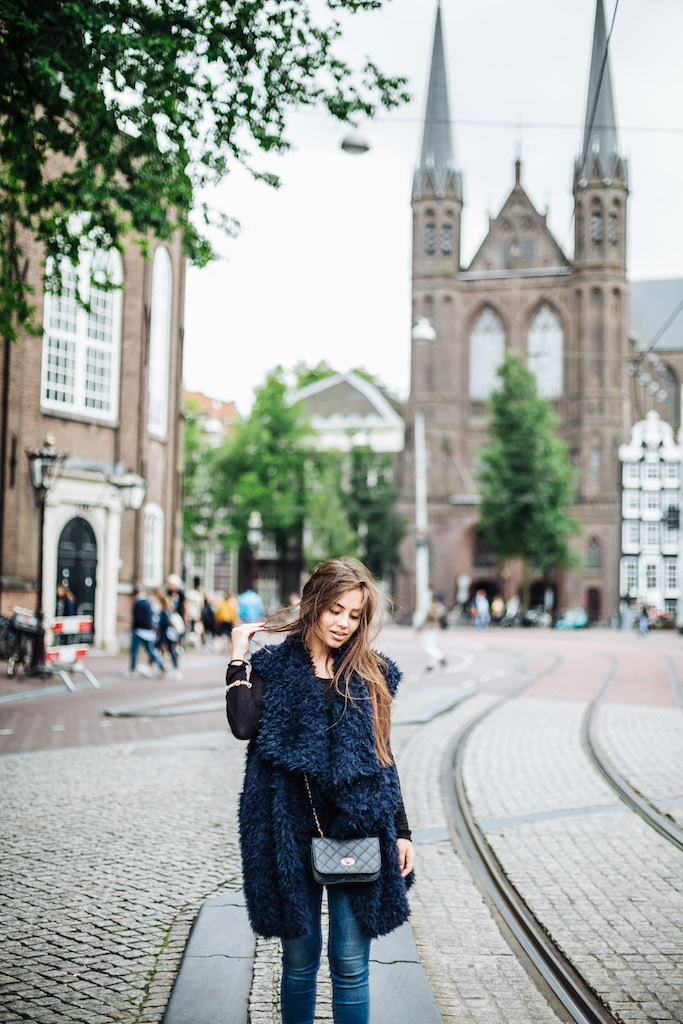 Portrait photographer in Amsterdam