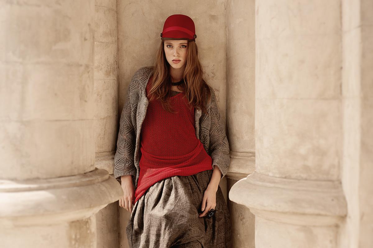 Fashion photographer in Amsterdam