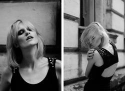 Portfolio dla modelek | Dominika