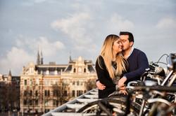 Love couple pics in Amsterdam