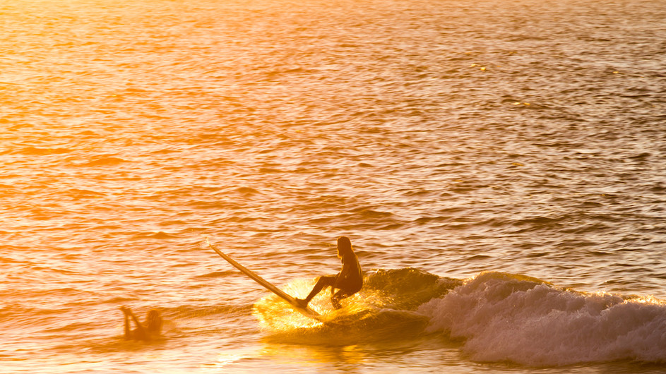 Surfing, Wilderness and Jamming in Australia.