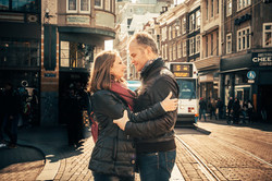 Love photographer in Amsterdam