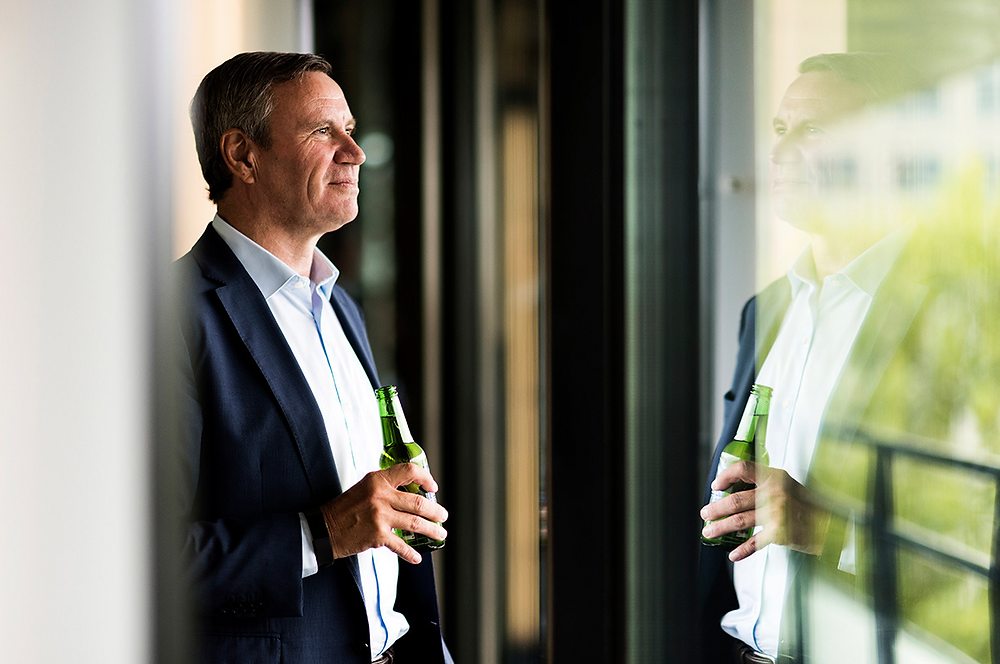 Chris van Steenbergen, Heineken CHRO for Hays Journal