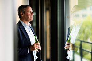 Chris van Steenbergen, Heineken CHRO for Hays Journal