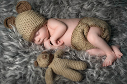 Sesje noworodkowe i rodzinne