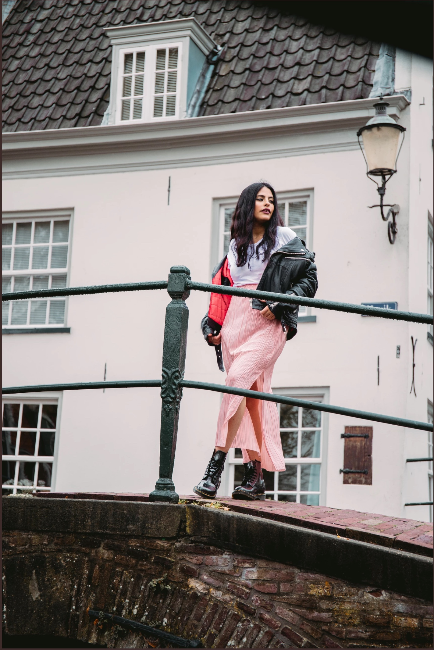 Amsterdam canals photoshoot