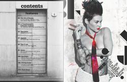 magazine art