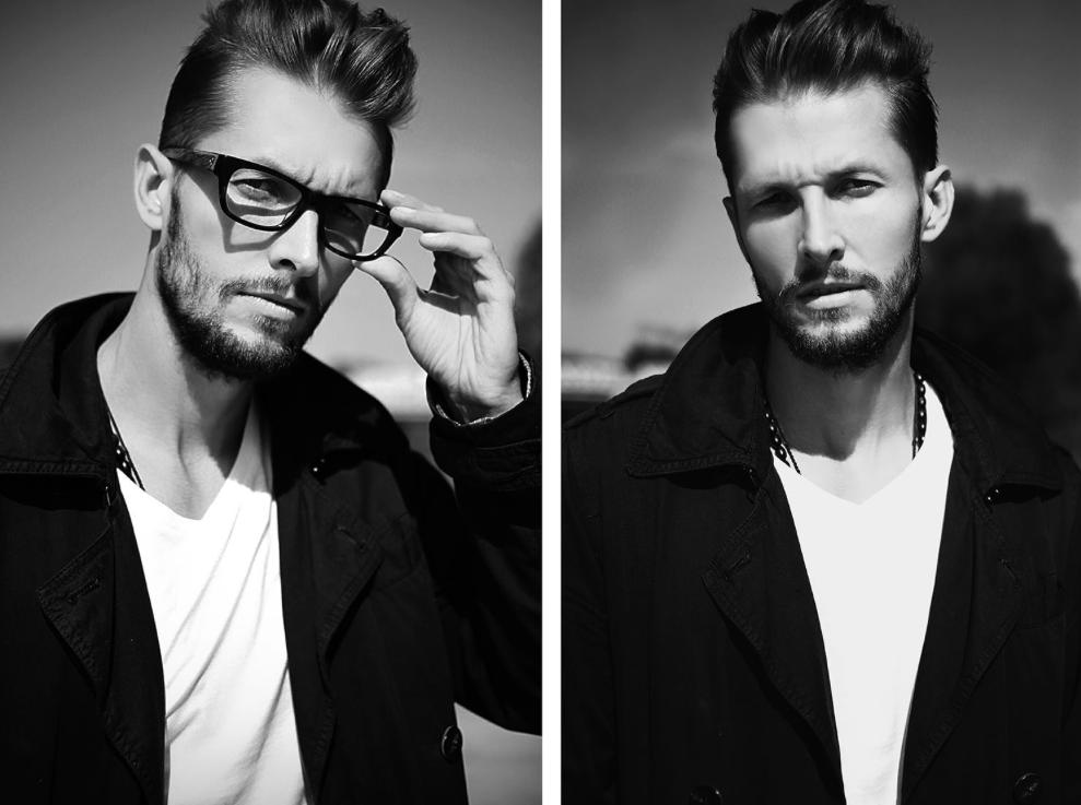 Portrety mężczyzn   Paulina M.
