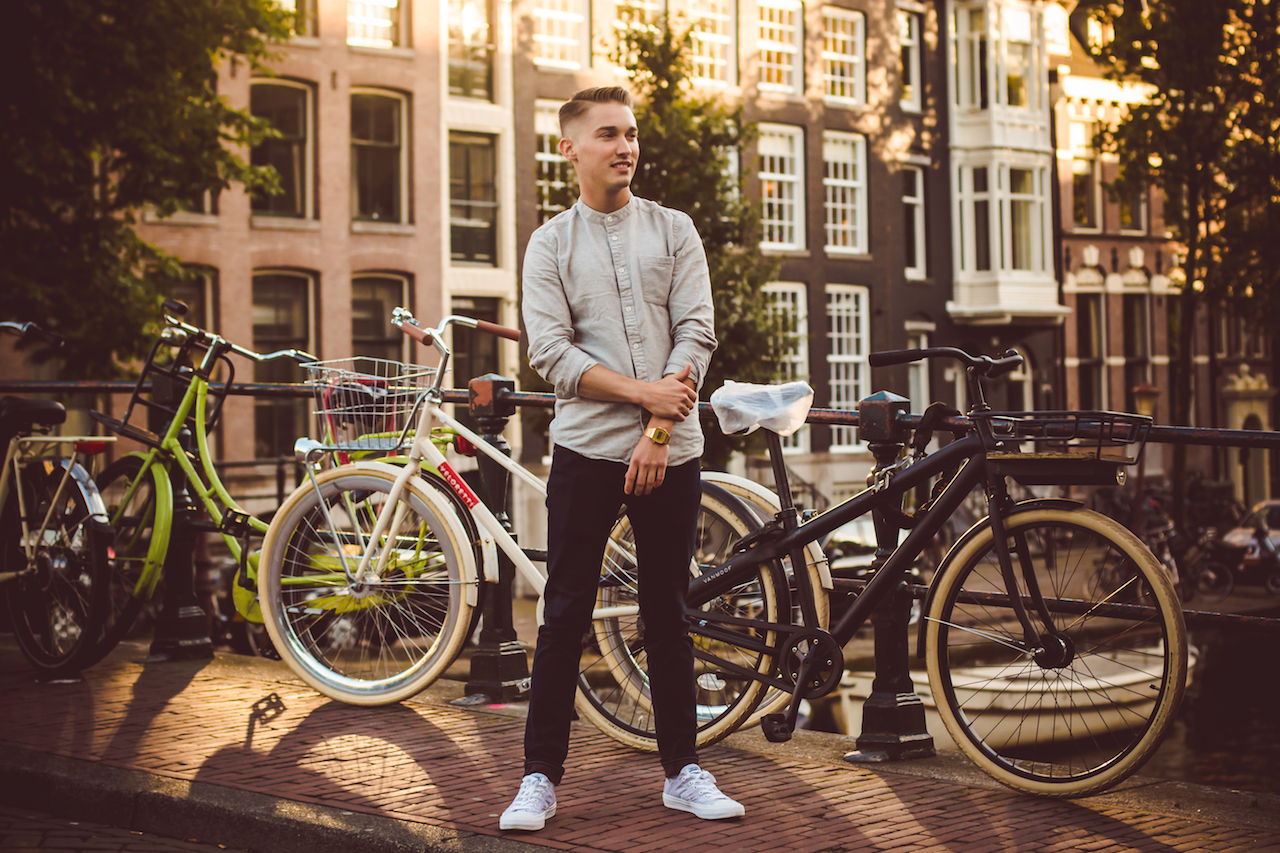 Portrait photographer | Amsterdam