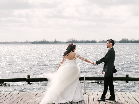 My wedding photo shoot in The Netherlands