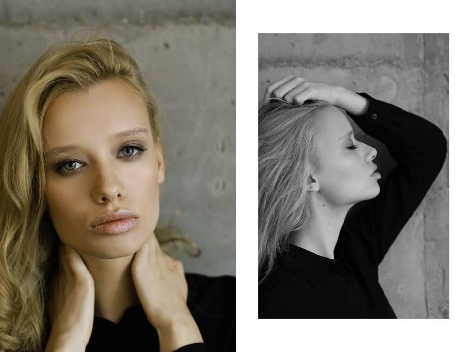 Portfolio dla modelek   Dominika