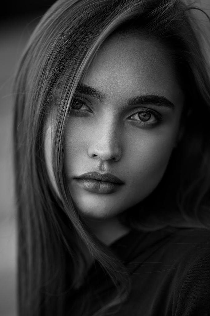 Beauty portret   Ariel