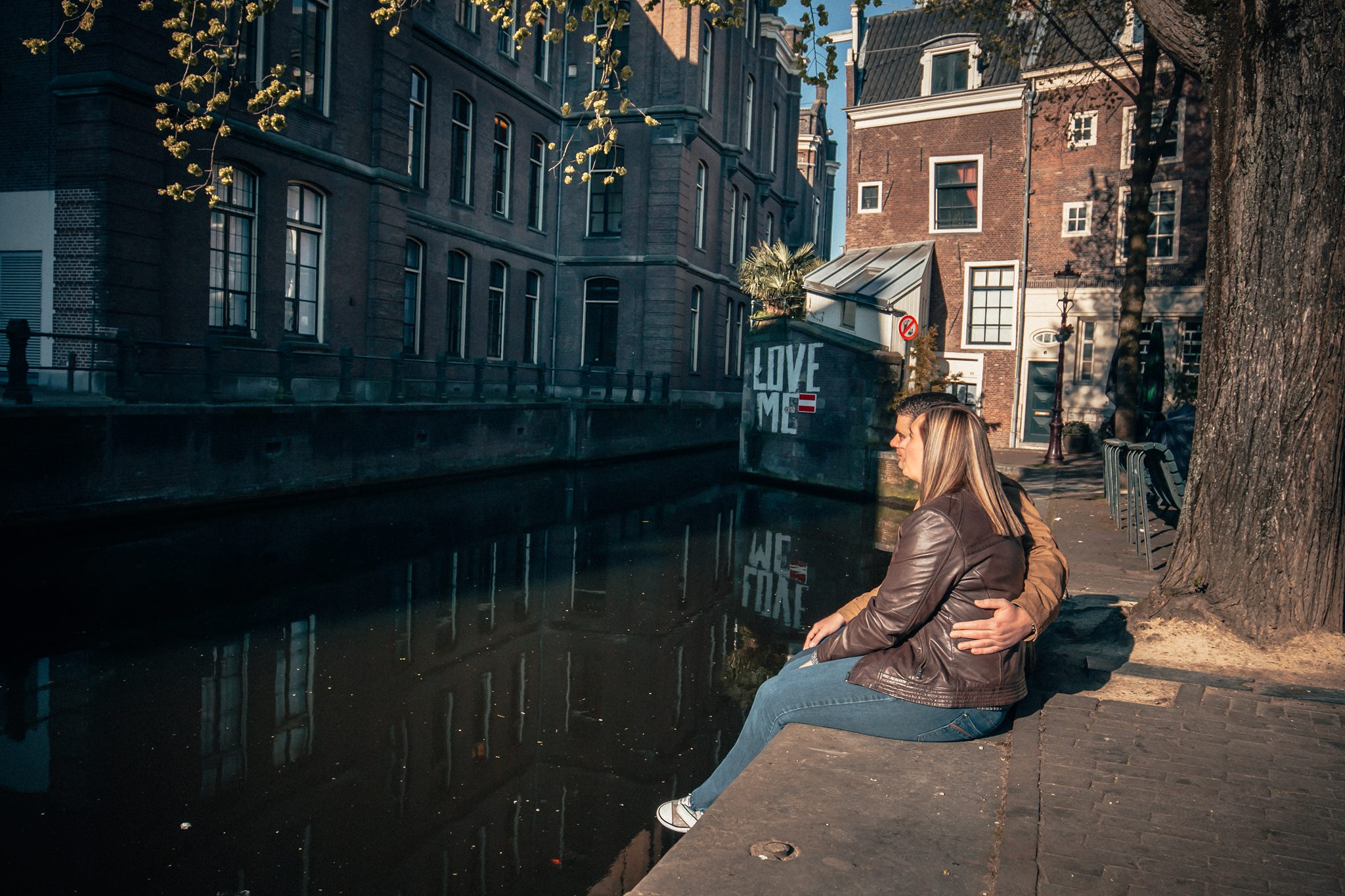 Love photographer in Amsterdam