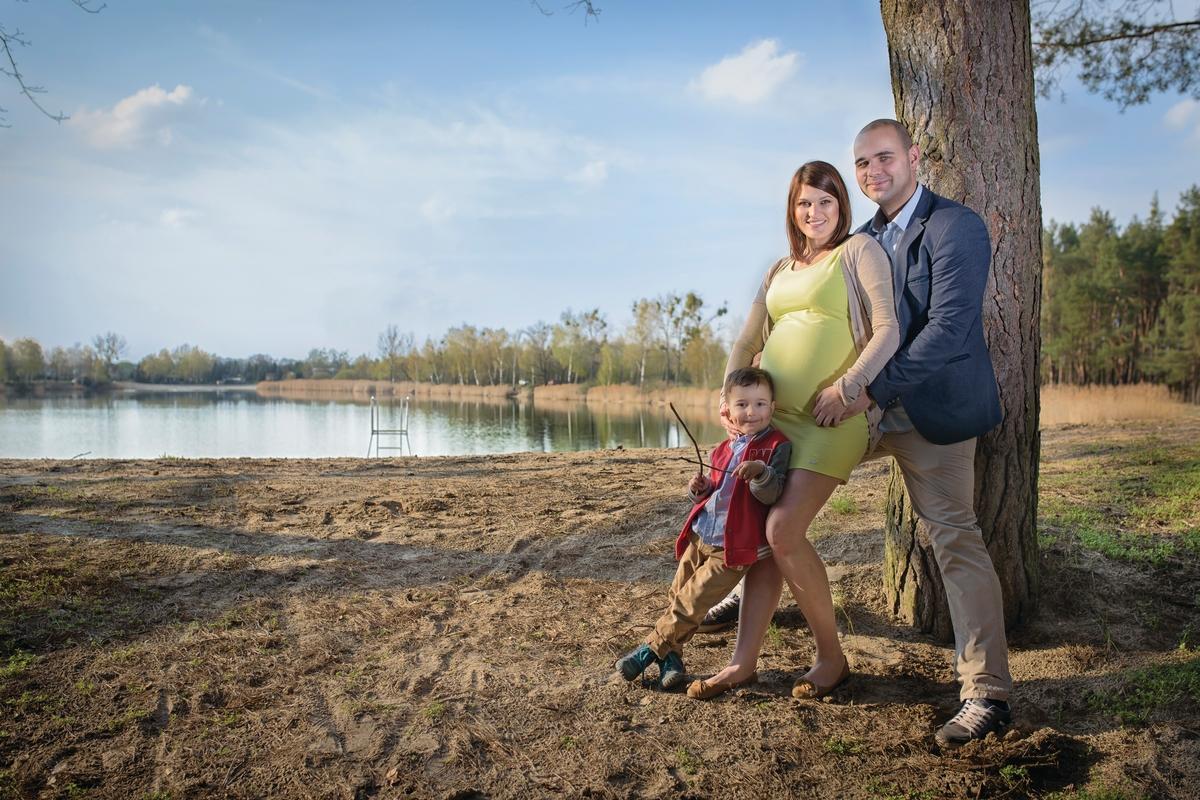 Sesje ciążowe i rodzinne