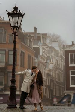 Love photoshoot in Amsterdam