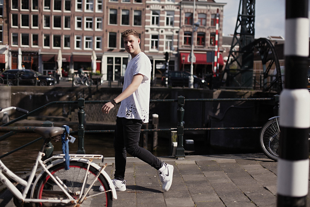 Portfolio photo by portrait photographer in Amsterdam