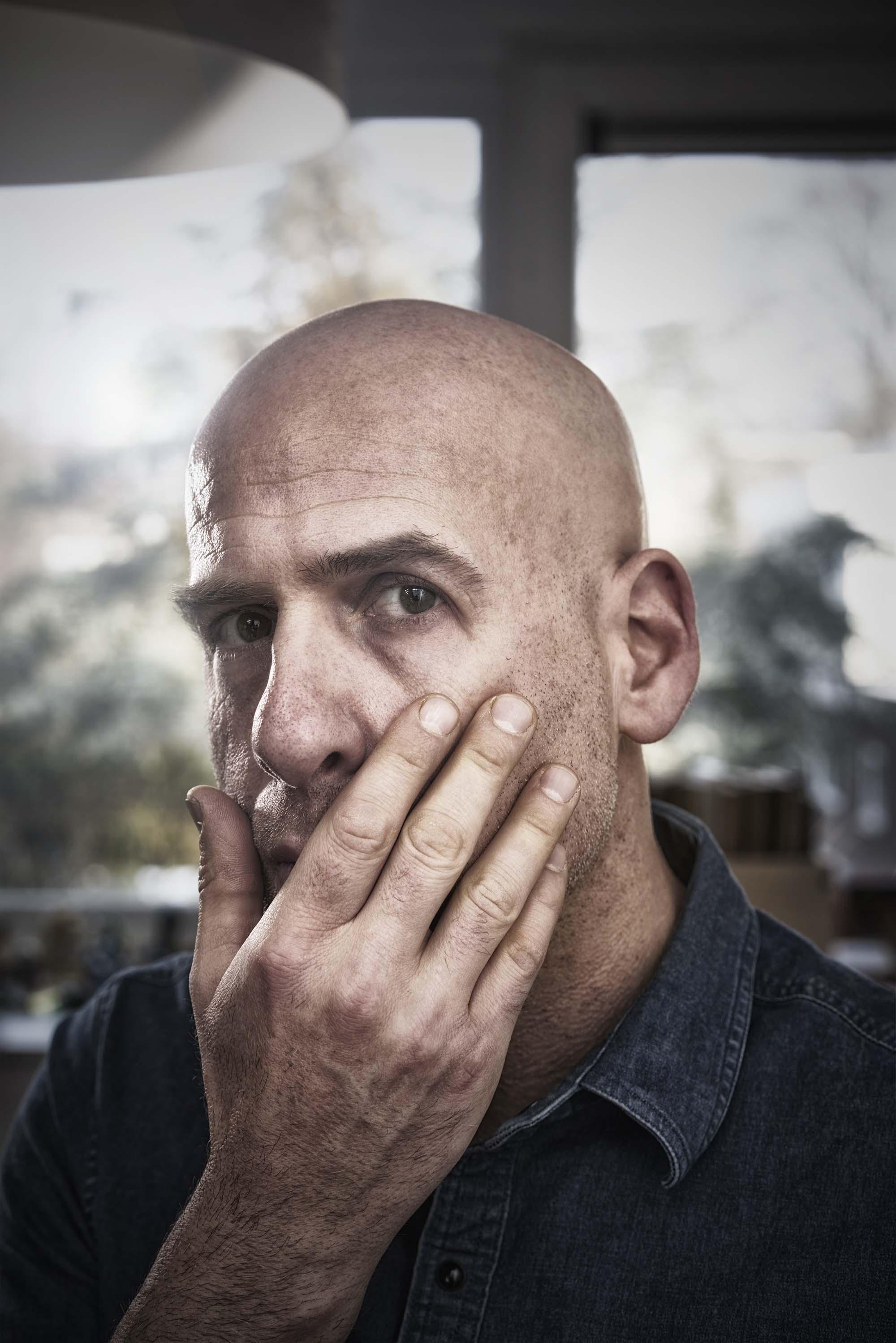 Portrait photographer in Amsterdam