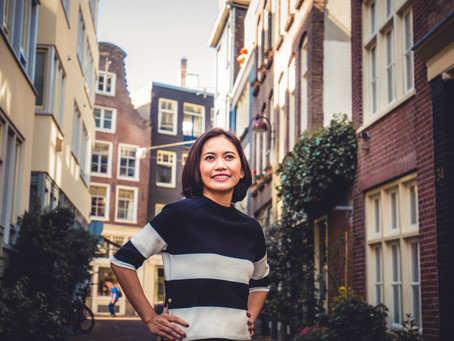 5 hot spots to take photos in Amsterdam