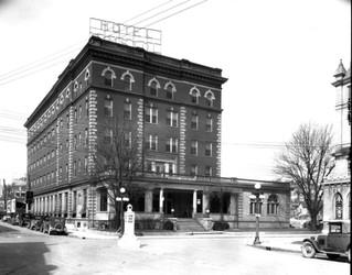 Hotel Bristol 1927