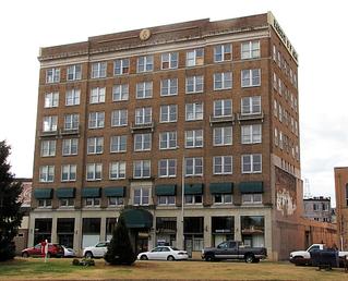Bristol Hotel (former Reynolds Arcade Bu
