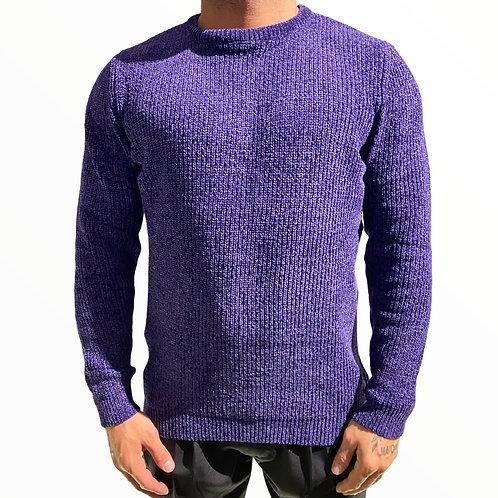Maglione ciniglia Violet